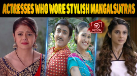 Top 10 TV Actresses Who Wore Stylish Mangalsutras In Their Shows