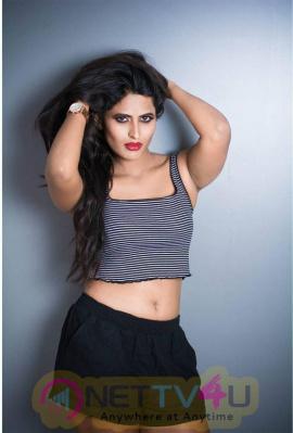 Actress Shamita Gowda Lovely Images Telugu Gallery