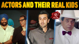 Top 10 Bollywood Actors And Their Real Kids Who Have Acted Together