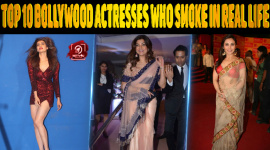 Top 10 Bollywood Actresses Who Smoke In Real Life