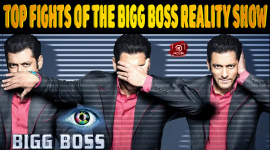 Top 10 Fights Of The Bigg Boss Reality Show