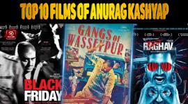Top 10 Films Of Anurag Kashyap