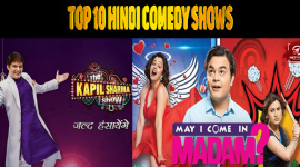 Top 10 Hindi Comedy Shows Of 2016