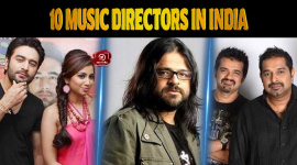 Top 10 Music Directors In India (2015-2016)