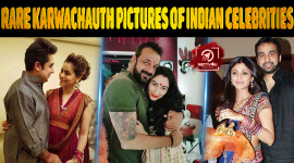 Top 10 Rare Karwachauth Pictures Of Indian Celebrities.