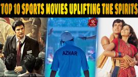 Top 10 Sports Movies Uplifting The Spirits