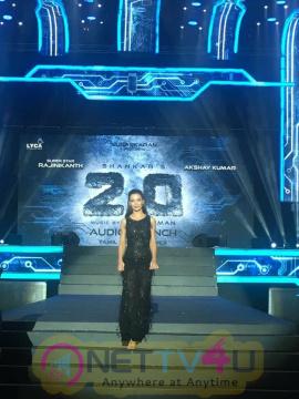 2.0 Music Launch At Dubai Stills