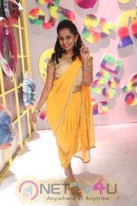 Actress Ishika Singh At Kobbari Matta Telugu Movie Press Meet Photos