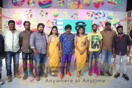 Kobbari Matta Telugu Movie Press Meet Images Telugu Gallery
