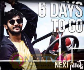Next Nuvve Movie 6 Days To Go Poster