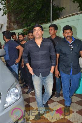 Raja The Great Movie Team In Apsara Theater Vijayawada Images Telugu Gallery