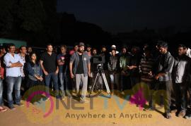Venkatesh's Guru Film Shoot Completion Ceremony Stills Telugu Gallery