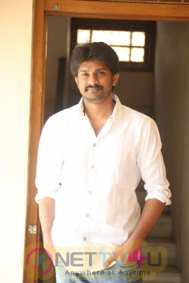 Vangaveeti Movie Hero Sandeep Interview Exclusive Images Telugu Gallery