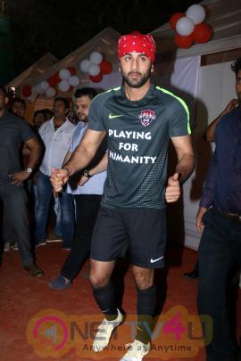 All Stars XI V/s Yuva Bandra XI Xmas Cup Football Tournament Stills Hindi Gallery