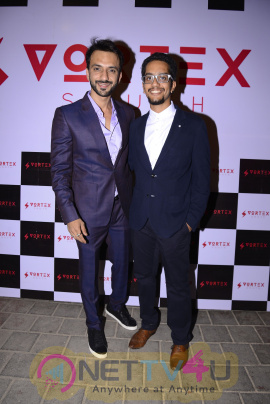 Anita Hasnandani Nia Sharma Nandish Sandhu Rohit Roy Ravi Dubey Srishty Rode And More At Vortex Launch In SOBO Images Hindi Gall