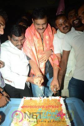 Gautami Putra Sathakarni Trailer Launch Hungama At Bramarambha Theatre Telugu Gallery