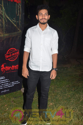 Aaraam Thinai Movie Audio And Trailer Launch Images