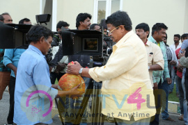 NBK102 Jai Simha Shooting wrapped up Stills