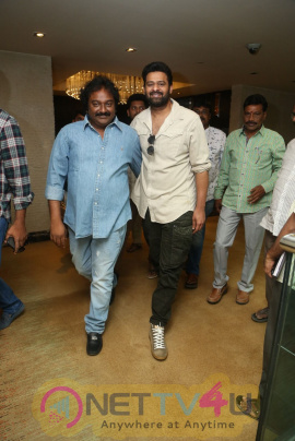 Prabhas Launched Intelligent Song Photos Telugu Gallery