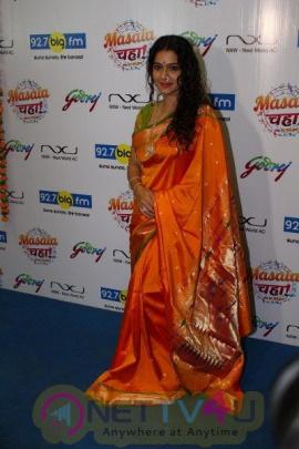 Urmila Kanitkar At Gudi Padwa Celebration Grand Pics Hindi Gallery