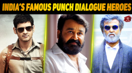 South India's Famous Punch Dialogue Heroes