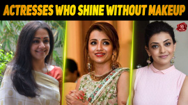 Top 5 South Indian Actresses Who Shine Without Makeup