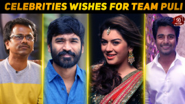 Top Celebrities Wish Team PULI
