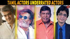 Top 10 Tamil Actors Underrated Actors In Kollywood