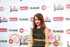 Actress Trisha At 65th Jio FilmFare Awards South 2018 Press Conference Stills  Tamil Gallery