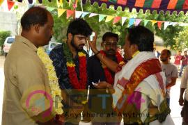 Pistha New Tamil Movie Pooja Stills