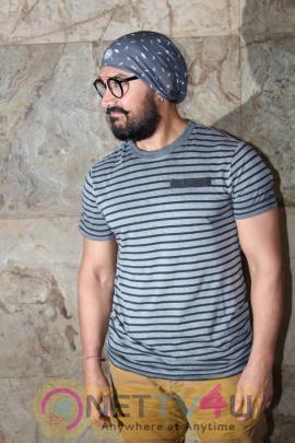 Aamir Khan & Anupama Chopra Host Screening Of Making Of Dangal Photos Hindi Gallery