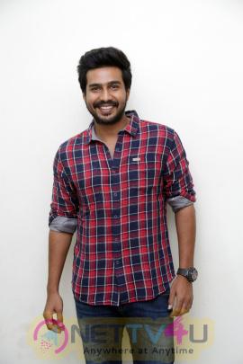 Actor Vishnu Vishal's Studioz Production No.3 Movie Pooja Images Tamil Gallery