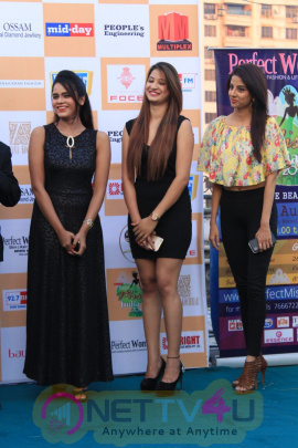 Announcement PC Of Bright Perfect Miss India 2016 Beauty Pageant Photos Hindi Gallery
