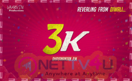 3 K Poster Release On Diwali Gift By Dhayanandan Tamil Gallery