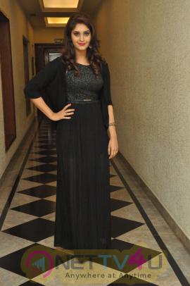 Actress Surabhi Classic Stills At Gunturodu Movie Audio Launch