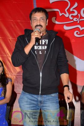 Chennai Chaitrama Movie Title Launch Excellent Photos Telugu Gallery