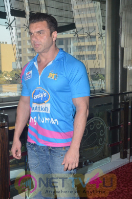 Launch Of Tony Premier Leagues Upcoming Cricket Season By Sohail Khan Hindi Gallery