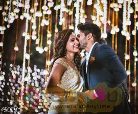 Naga Chaitanya & Samantha Engagement Lovely Images Telugu Gallery