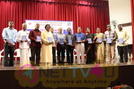 Prana Science Book Release Function Images Tamil Gallery