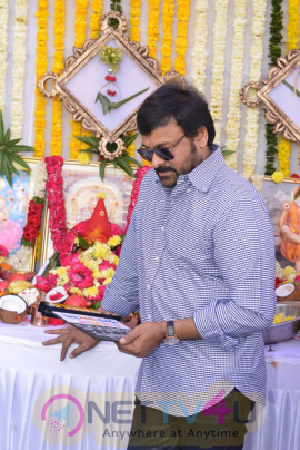 Sukumar And Ram Charan Movie Opening Exclusive Images Telugu Gallery
