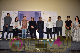 Beyond The Clouds Movie Trailer Launch Photos
