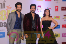 Red Carpet Of 10th Mirchi Music Awards 2018 Images