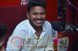 Babu Baga Busy 3rd Song Launch @ RED FM Telugu Gallery