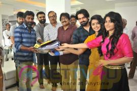 Hero Ram New Film Launch Stills N Matter Telugu Gallery