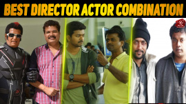 Best Director- Actor Combination Of Kollywood