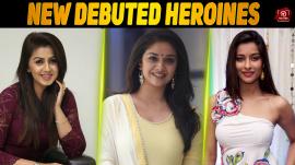 Heroines Who Debuted In Tamil In 2015