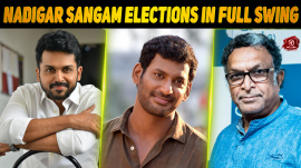Nadigar Sangam Elections In Full Swing