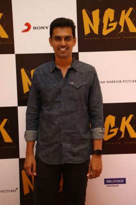 NGK Movie Trailer Launch Event Images