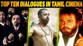 The Top Ten Dialogues In Tamil Cinema