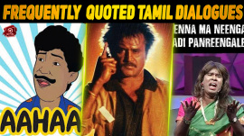 Top 10 Frequently Quoted Tamil Dialogues